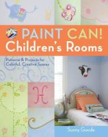 Paint Can! Children's Rooms