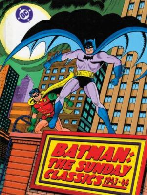 Cover Image: Batman Sundayics