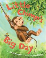 Little Chimp's Big Day