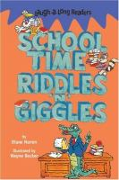 School Time Riddles 'n' Giggles