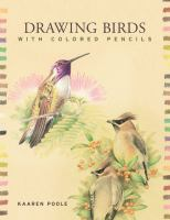 Drawing Birds With Colored Pencils