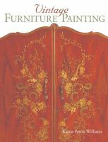 Vintage Furniture Painting