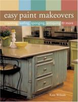 Easy Paint Makeovers