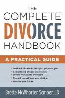 The Complete Divorce Handbook