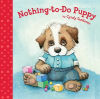 Nothing-to-do Puppy