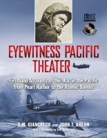 Eyewitness Pacific Theater
