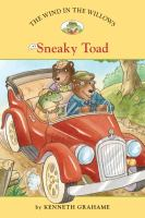 Sneaky Toad