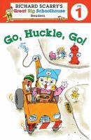 Go, Huckle, Go!