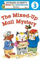 The Mixed-up Mail Mystery