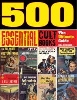 500 Essential Cult Books