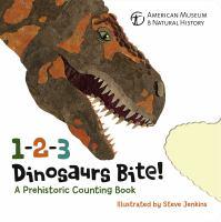 1-2-3 Dinosaurs Bite!