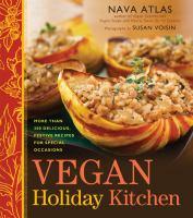 Vegan Holiday Kitchen