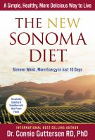 The New Sonoma Diet