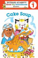 Media Cover for Cake soup