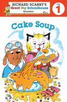 Cake Soup