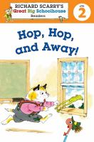 Media Cover for Hop, hop, and away!