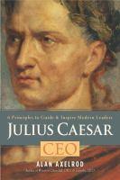 Julius Caesar, CEO