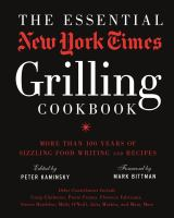 The Essential New York Times Grilling Cookbook