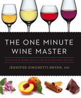 The One Minute Wine Master