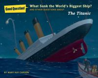 What Sank the World's Biggest Ship?