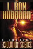 Dianetics, The Evolution Of A Science