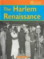 The Harlem Renaissance