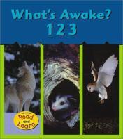 What's Awake? 1 2 3