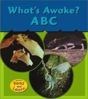 What's Awake? ABC
