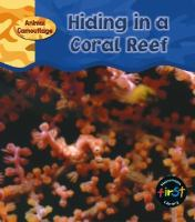 Hiding in A Coral Reef