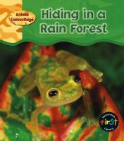 Hiding in A Rain Forest