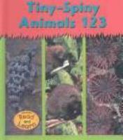 Tiny-spiny Animals 123