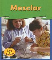 Mezclar