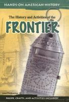 The History and Activities of the Frontier