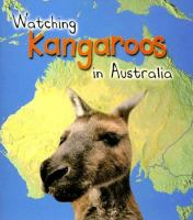 Watching Kangaroos in Australia
