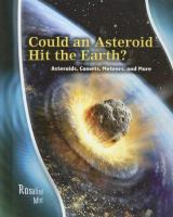 Could An Asteroid Hit the Earth?