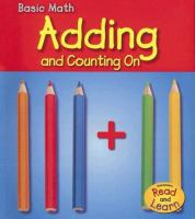 Adding and Counting on