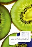 Food for Feeling Healthy