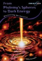 From Ptolemy's Spheres to Dark Energy