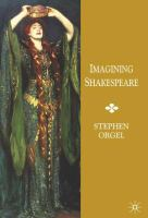 Imagining Shakespeare