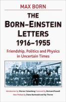 The Born-Einstein Letters