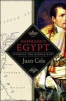 Napoléon's Egypt