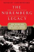 The Nuremberg Legacy