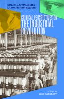 Critical Perspectives on the Industrial Revolution