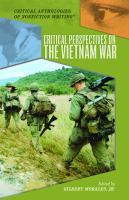 Critical Perspectives on the Vietnam War