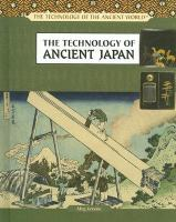 The Technology of Ancient Japan