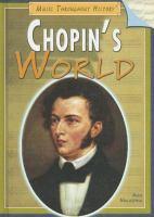 Chopin's World