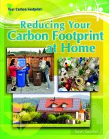 Reducing your Carbon Footprint at Home