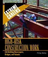 High Risk Construction Work