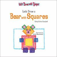 Let's Draw A Bear With Squares