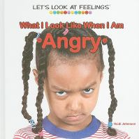 What I Look Like When I Am Angry